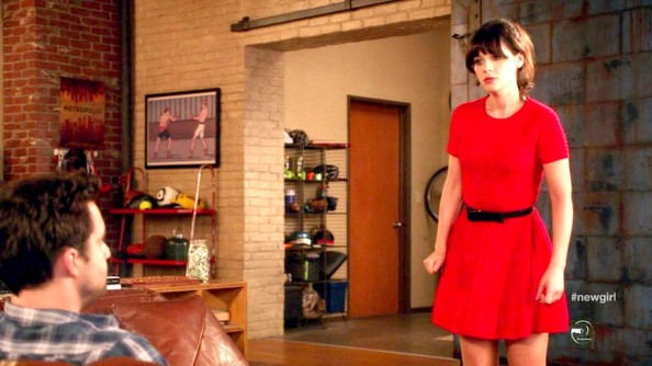 More Pics of Zooey Deschanel Polo Shirt (1 of 26) - Polo Shirt Lookbook - StyleBistro