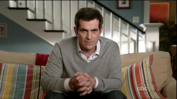 Ty Burrell Clothes