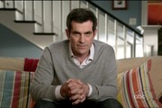 Ty Burrell V-neck Sweater