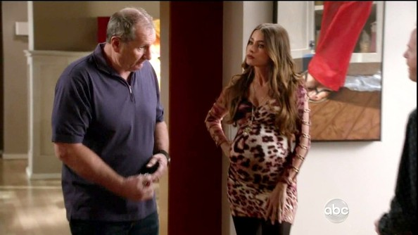 Sofia Vergara's Maternity Wear on 'Modern Family'
