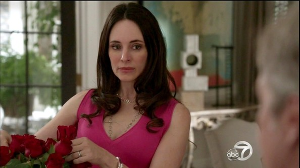 More Pics of Madeleine Stowe Long Curls (2 of 19) - Madeleine Stowe Lookbook - StyleBistro