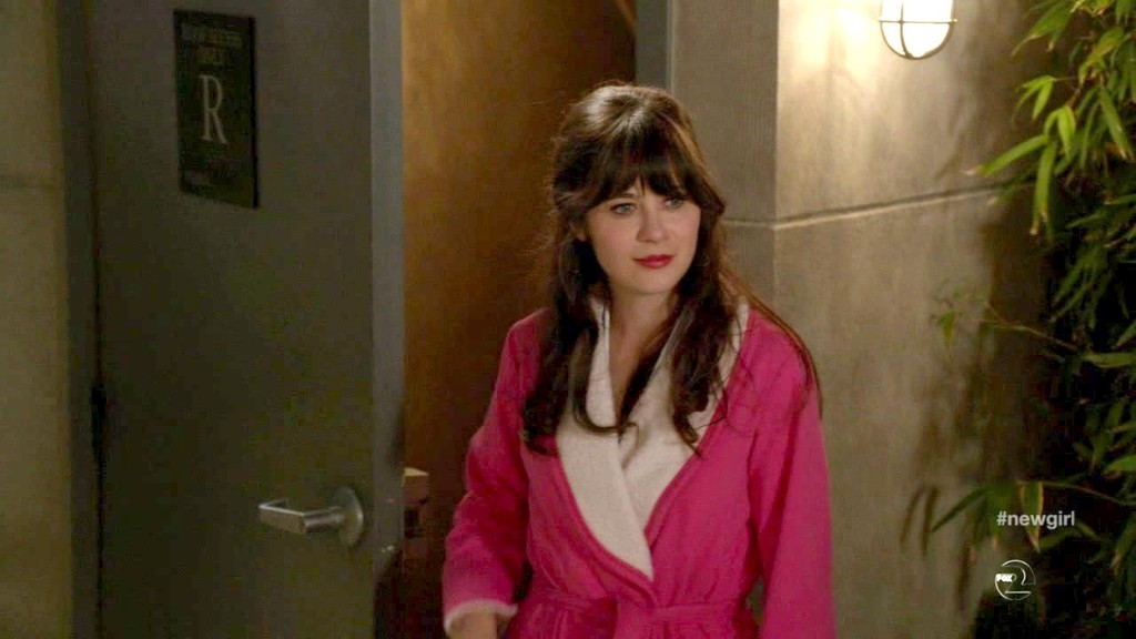 Zooey Deschanel Robe Zooey Deschanel Looks Stylebistro