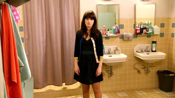 Zooey Deschanel Clothes