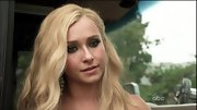 Hayden Panettiere added drama to her music video style with super smoky eyes.