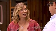 Jennifer Nettles' unique symbol necklace was an eye-catching addition to her rehearsal style.