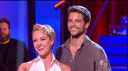Peta Murgatroyd wore an elaborate braided bun for week 5 of Dancing With The Stars.