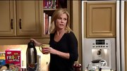 A basic black top was just the ticket for Julie Bowen on 'Modern Family.'
