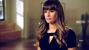 Lea Michele pulled off ombre waves perfectly in 'Glee' as she was making the transformation from old Rachel to new Rachel.