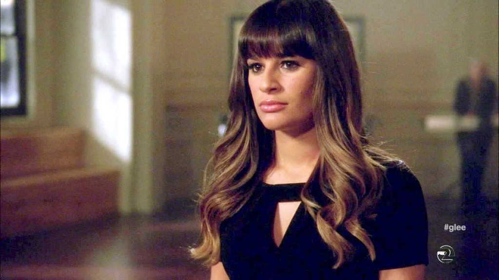 More Pics Of Lea Michele Ombre Hair 5 Of 8 Ombre Hair Lookbook