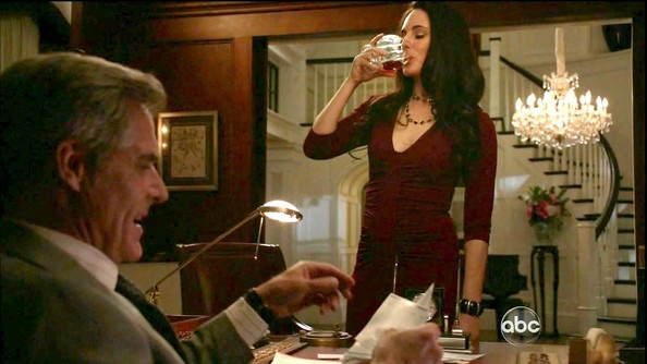 More Pics of Madeleine Stowe Cocktail Dress (1 of 13) - Madeleine Stowe Lookbook - StyleBistro