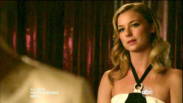 More Pics of Emily VanCamp Medium Curls (3 of 30) - Medium Curls Lookbook - StyleBistro