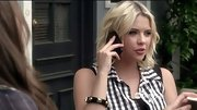Ashley Benson took the retro route on 'Pretty Little Liars' with this gingham crop top.