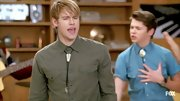 Chord Overstreet busted out a bolo tie for the boys' performance on 'Glee.'
