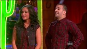 Bristol Palin was more than a little country on 'DWTS' in this studded denim vest.